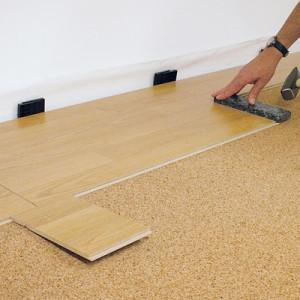 Laminat beton zemin üzerine nasıl yerleştirilir